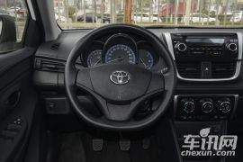 一汽丰田-威驰-1.3L 手动前行版