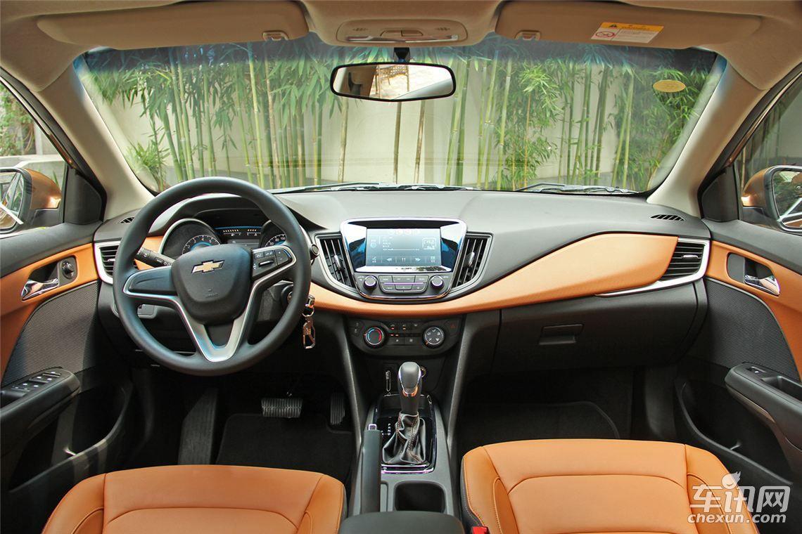 雪佛兰科沃兹最低价格 购车优惠1万 可试驾