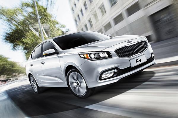 新款起亚K4或将9月上市 将新增1.4T车型