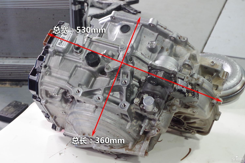 率先导入9AT 雪佛兰探界者变速箱技术揭秘