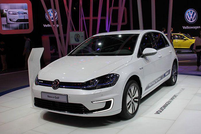 大众e-Golf车型或11月上市 有望2018年国产