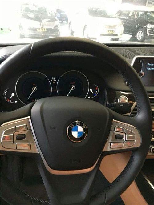 中东版宝马730li现车 特价65万按揭售全国