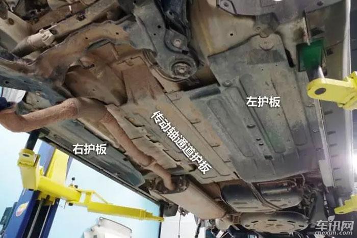 好车底子硬 进藏瑞风S7裙底暗藏多少玄机?