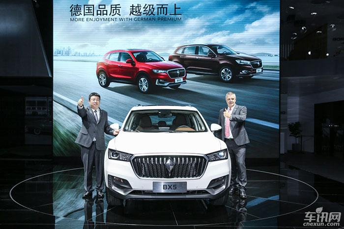 宝沃中国市场布局再提速 BX5 20T GDI发售