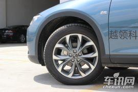 一汽马自达-CX-4-2.5L 自动四驱蓝天无畏版