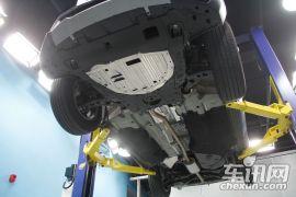 本田CR-V240TURBO 自动两驱风尚版-底盘结构