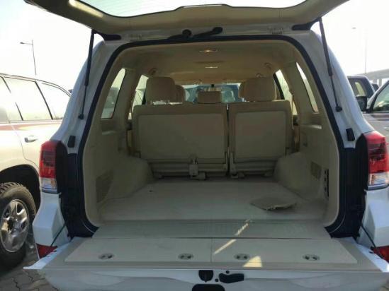 丰田酷路泽4000中东版 裸车价格改装多少钱