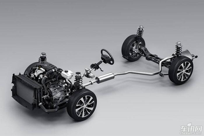 上汽通用别克阅朗动力系统曝光 将年内上市