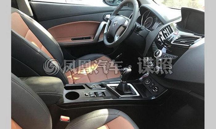 2018款海马S5强动力版曝光 或第四季度上市