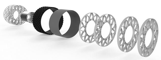 持续推动技术创新  固特异推出免充气轮胎