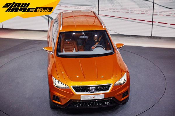 西雅特将推Coupe造型SUV 有望于2020年首发
