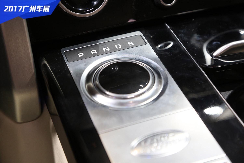 2017广州车展 路虎揽胜P400e新车图解