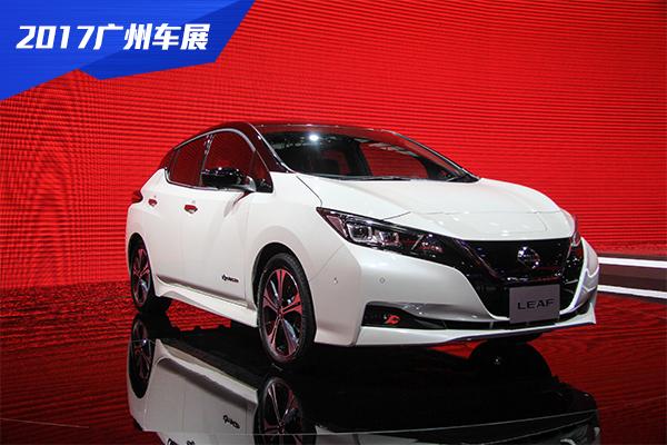 2017广州车展 全新聆风新车图解