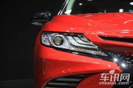 广汽丰田-凯美瑞-2.5S 锋尚版