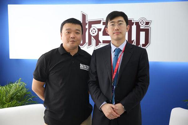 访一汽丰田销售有限公司业务部部长李全超