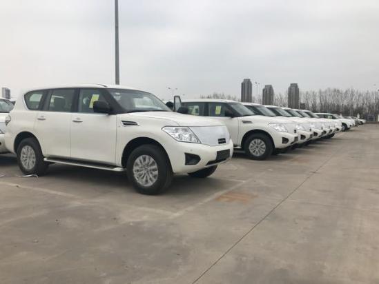 17款日产尼桑途乐4.0LXE版天津港现车优惠多少钱