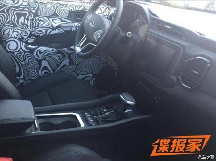奇瑞T18 SUV或将2月上市 采用全新设计语言