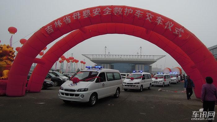 顺时代需求 江淮全方位助力政府采购新征程