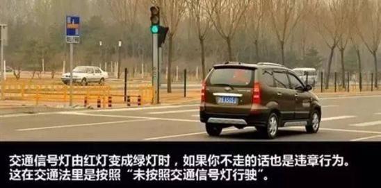 什么情况容易出现交通违法,要怎样去避免