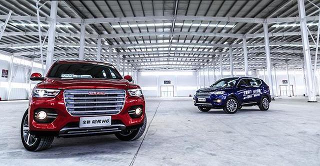 去年销量排行前五名的SUV有哪几款你知道吗