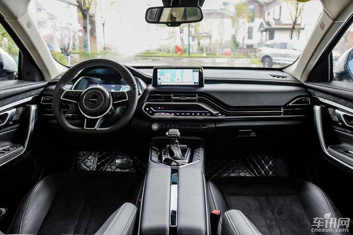 众泰T500将于3月7日上市 预售7.88万元起