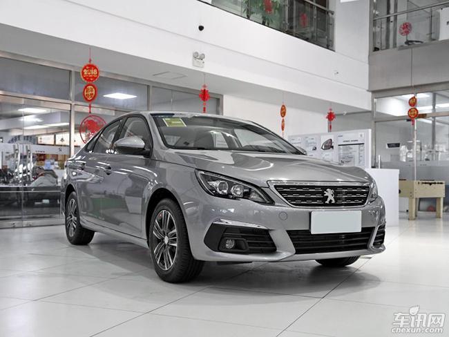重庆标致308店内限时优惠2.3万 现车在售