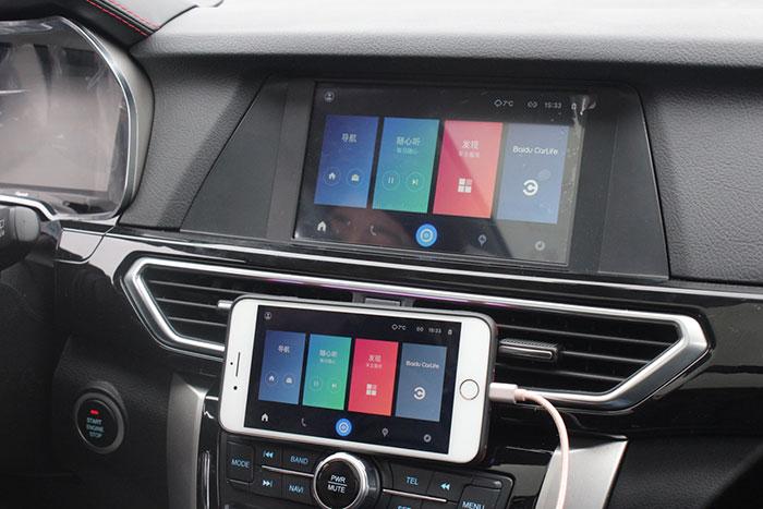 大迈新款X5车型谍照曝光 或将于4月上市