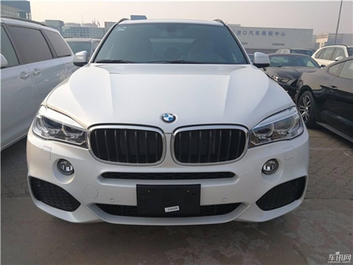 平行进口宝马X5售63-85万 现车优惠3-5万