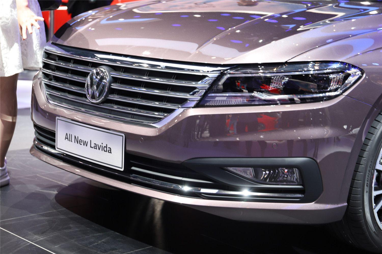 北京车展实拍:升级后再战的全新一代朗逸