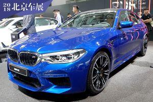 宝马M5、M2亮相北京车展 性能车迷Dreamcar