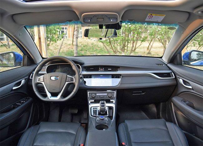 补贴后售13.58-15.58万 吉利帝豪EV450热销