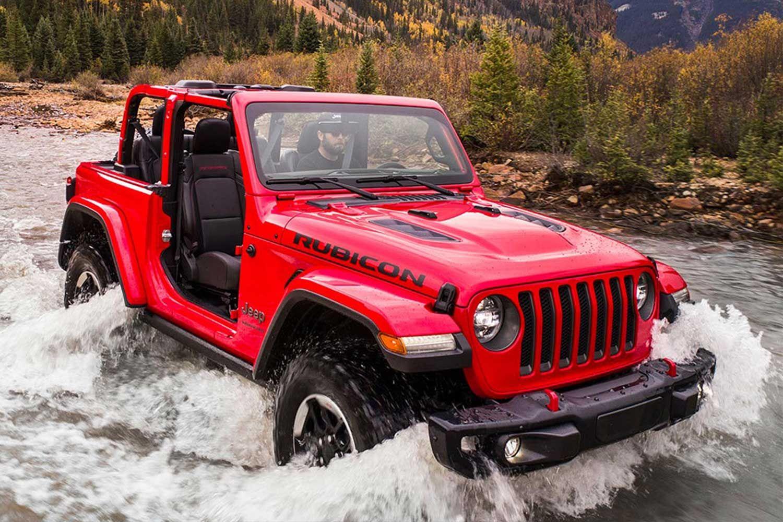 全新Jeep牧马人将于七月上市 新增2.0T车型