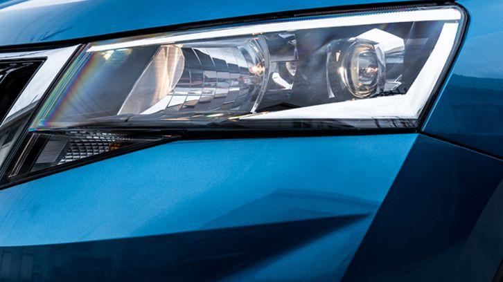 斯柯达柯米克6月27日上市 定位紧凑型SUV