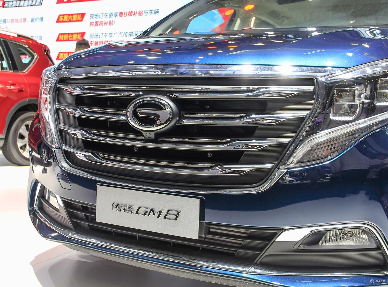 静态体验2018款广汽传祺GM8 320T 豪华版
