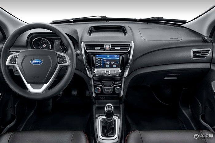 開瑞K50 3.99萬起 享受全系購車0利息