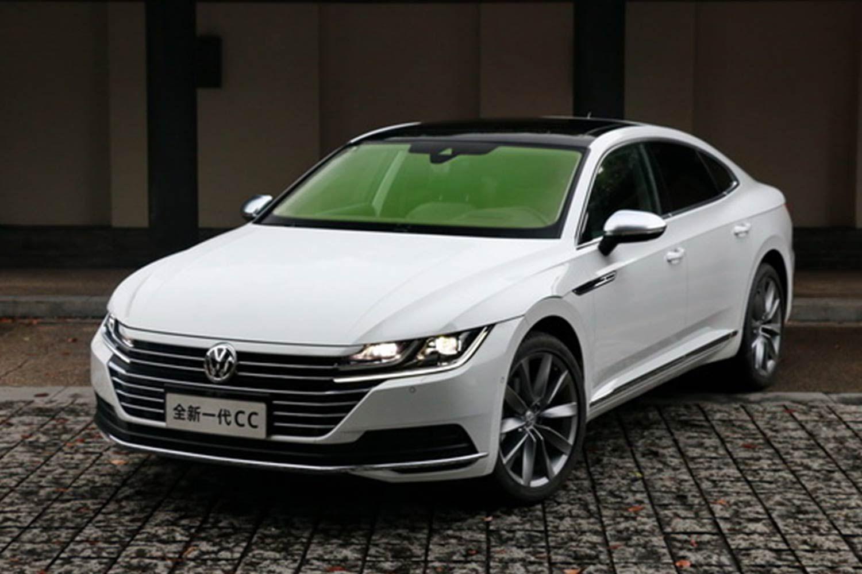 一汽大众新cc图片_一汽-大众全新一代CC 将于今年8月底上市_车讯网chexun.com-车讯网