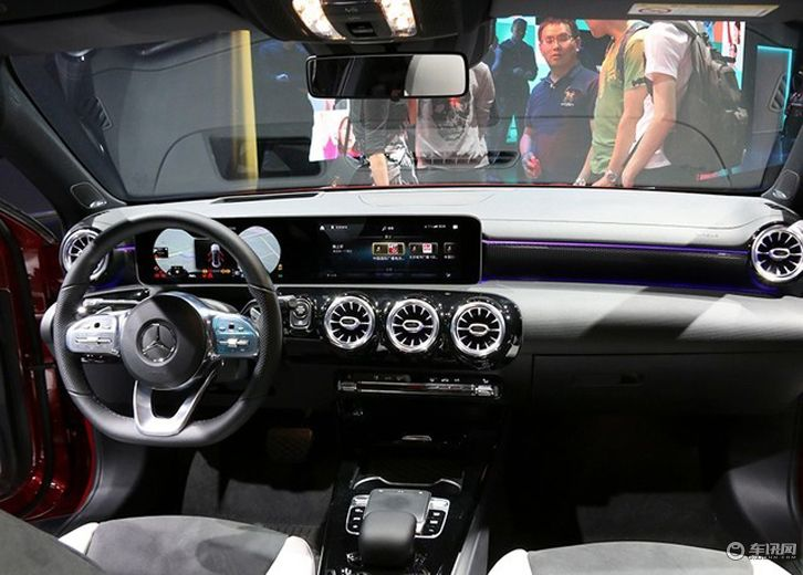 国产奔驰全新A级三厢动力曝光 搭1.3T发动机