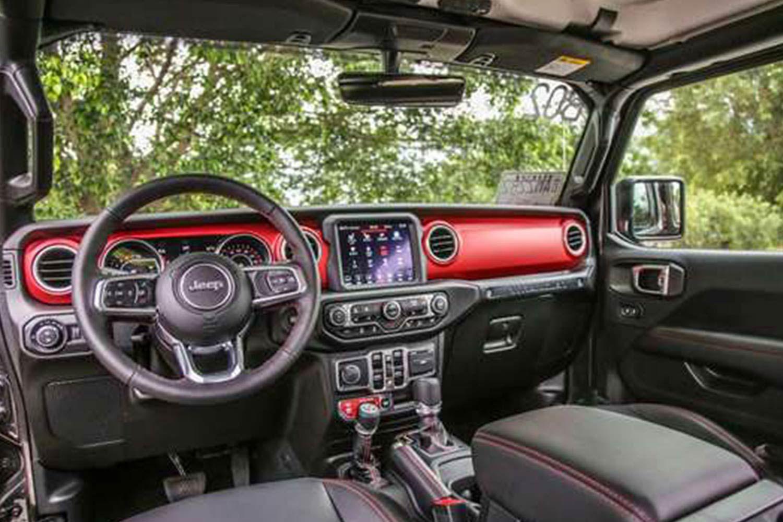Jeep全新一代牧马人将于今日正式上市