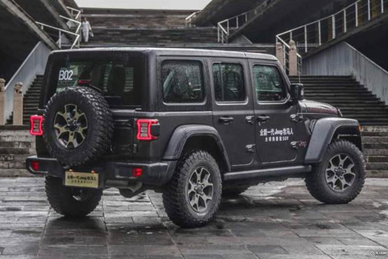 Jeep全新一代牧马人上市 售42.99-53.99万元