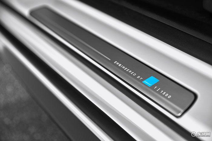 沃尔沃新款V60 Polestar上市 售58.99万元
