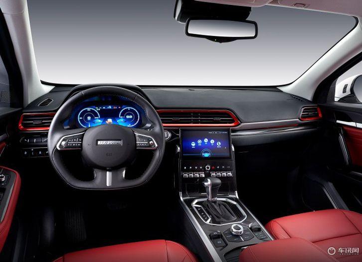 哈弗F5将于9月正式上市 搭载1.5GDIT发动机