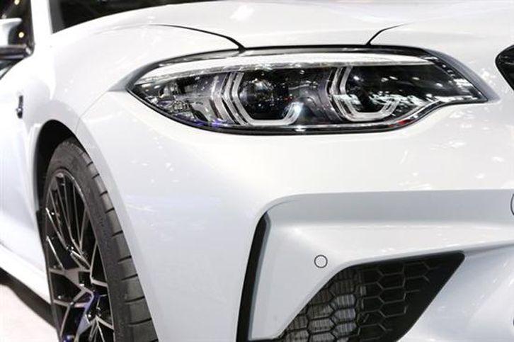 宝马M2雷霆版将于9月14日上市 搭3.0T发动机