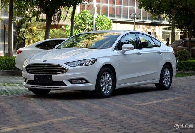 福特蒙迪欧最高可优惠3.2万元 现车充足