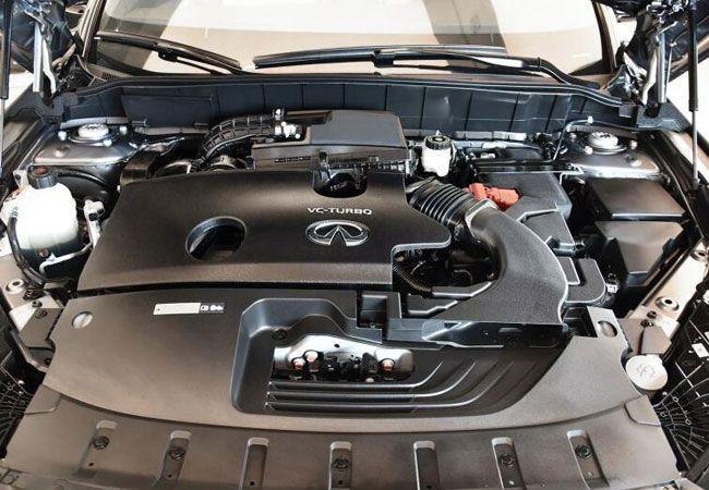 英菲尼迪QX50售价33.98万元起 现车在售