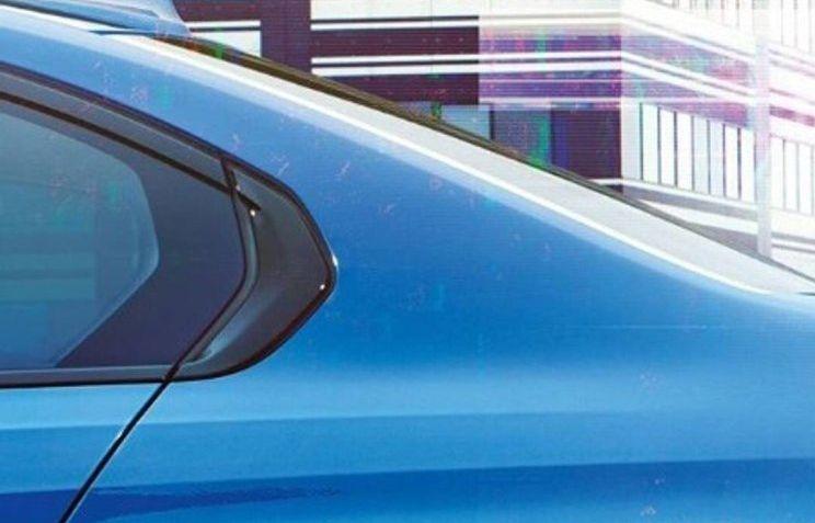 曝宝马新一代3系细节图 将于巴黎车展首发
