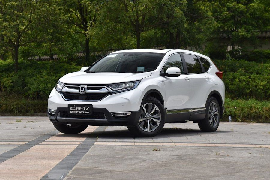 部分车型配置升级 2019款CR-V将于今日上市