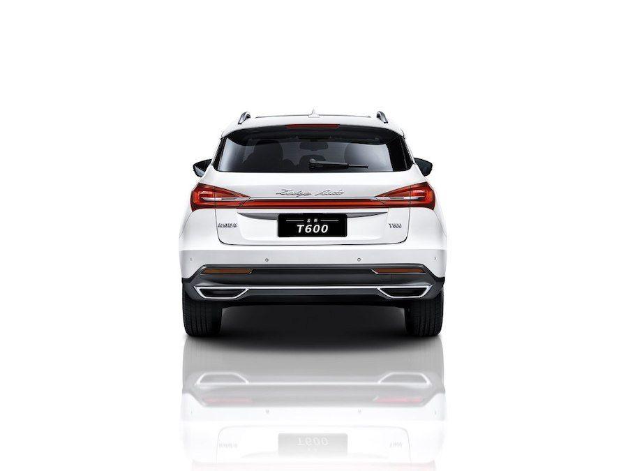 预售价8万元起 全新众泰T600将于今日上市
