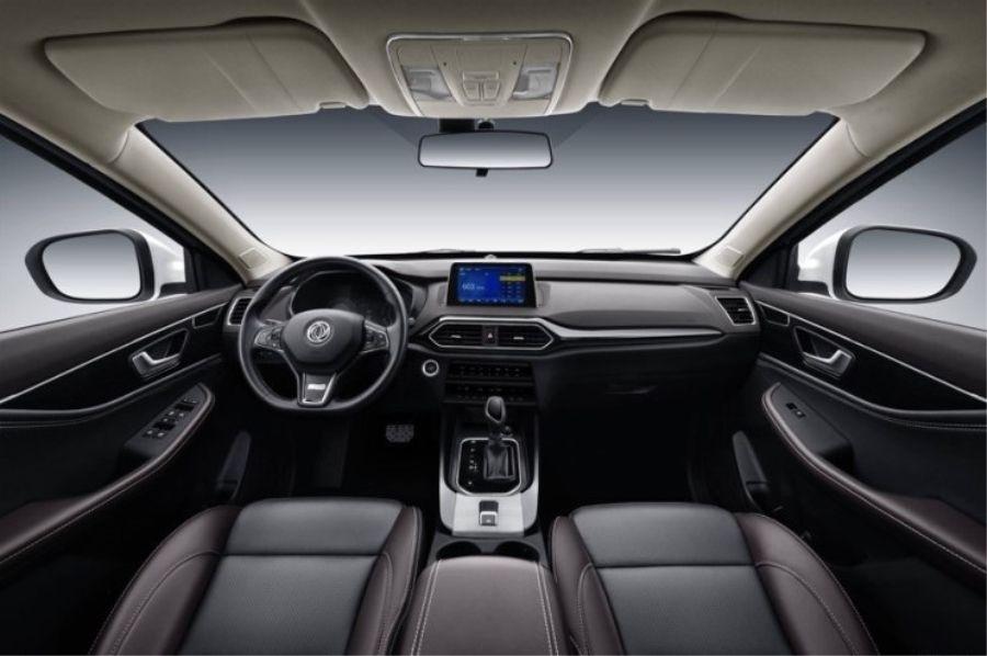 新款东风风光S560正式上市 售价7.99万元起