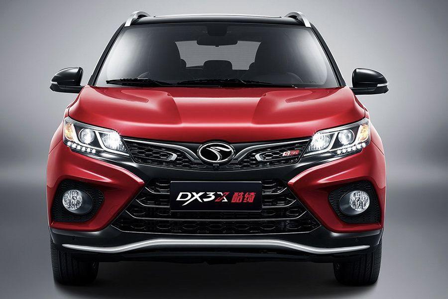 本月17日上市 东南DX3X酷绮车型官图发布