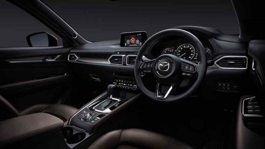 马自达发布新款CX-5官图 增2.5T发动机车型
